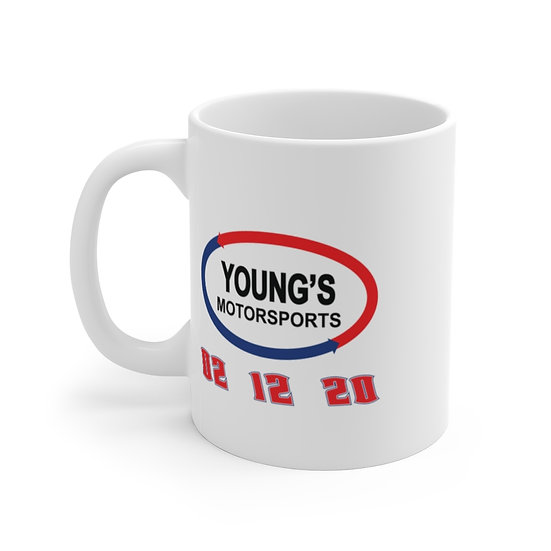 Logo Coffee Mug 11oz