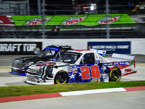 Race Results: NASCAR Gander RV & Outdoors Truck Series at Martinsville