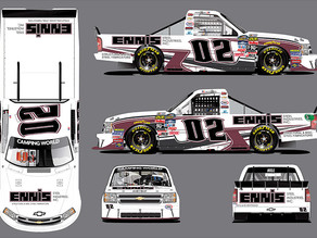 YOUNG'S MOTORSPORTS TRAVELS TO LONE STAR STATE FOR THE RATTLESNAKE 400