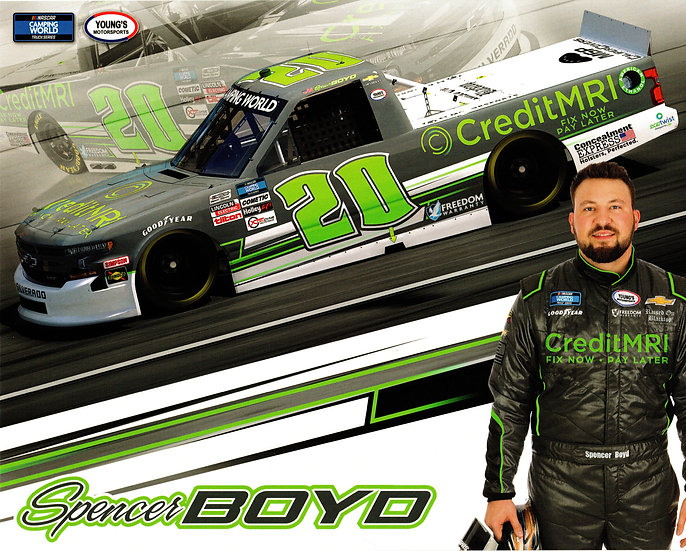 Spencer Boyd Hero Cards