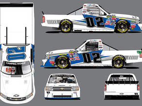 YOUNG'S MOTORSPORTS TAKES ON CHICAGOLAND SPEEDWAY WITH A PAIR OF FIRST-TIMERS