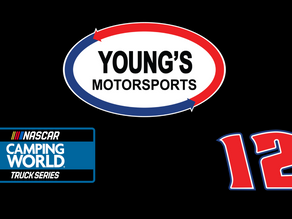 Tate Fogleman Returns to Young's Motorsports for 2021 Truck Series Season