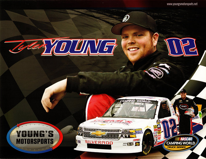Tyler Young Hero Cards