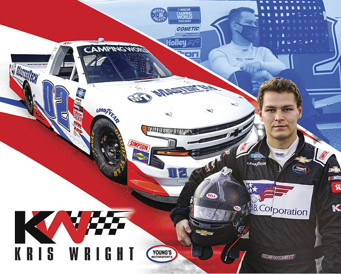 Kris Wright Hero Card