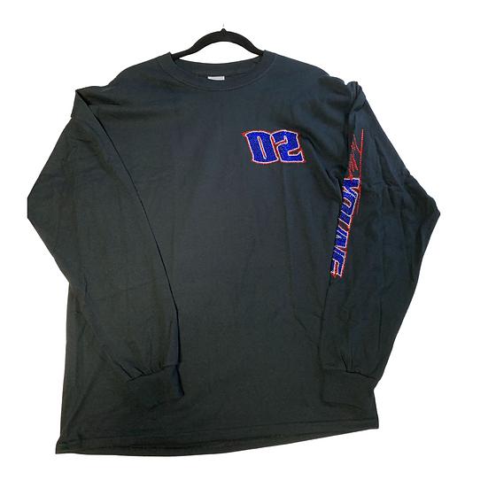 "02 ""Bling"" Long Sleeve Shirt"