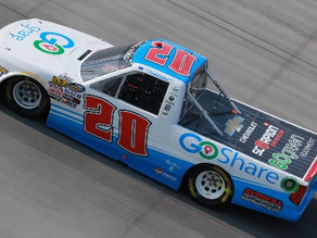 YOUNG'S MOTORSPORTS LEAVES DOVER WITH 16TH-PLACE FINISH
