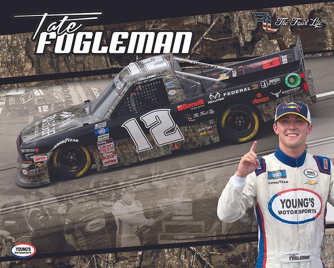 Tate Fogleman Hero Cards