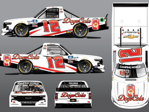 Young's Motorsports to Promote DogeCola at Darlington