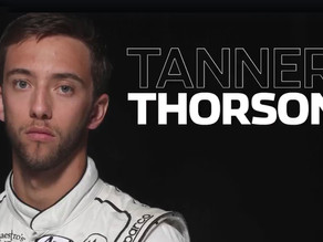Tanner Thorson Selected to 2018 NASCAR Next Class