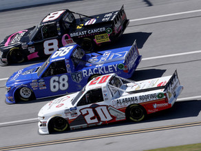Race Results: NASCAR Gander RV & Outdoors Truck Series at Talladega