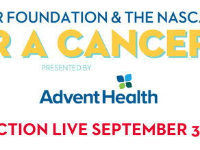 Honor A Cancer Hero - Bid On Our Drivers!