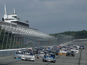 Race Results: NASCAR Gander RV & Outdoors Truck Series at Pocono