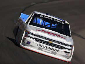 Young's Motorsports continues growth with three-truck program at Iowa Speedway