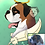 Thumbnail: Pet Portrait Headshot (1pet)