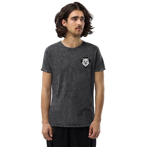 BearWear Emblem Denim T-Shirt