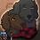 Thumbnail: Pet Portrait Headshot (2 pets)