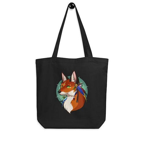 Fox Eco Tote Bag