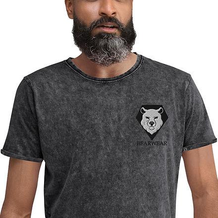 unisex-denim-t-shirt-black-zoomed-in-605
