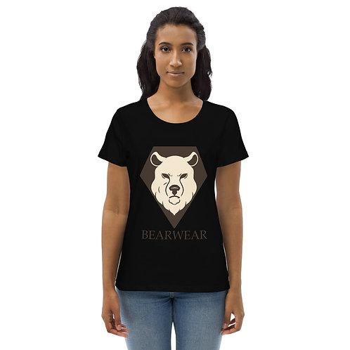 BearWear Women's fitted eco tee