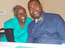 Mr. & Mrs. Coley