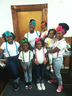 Youth Praise Dancers