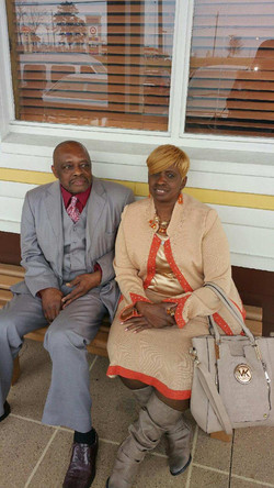Mr.& Mrs. Bailey