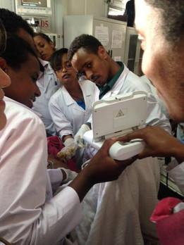 EM POCUS in Ethiopia - Meet Dr Temesgen Beyene