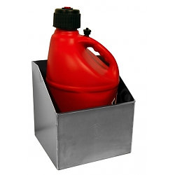 fuel jug rack u003e holds 5 gallon jug