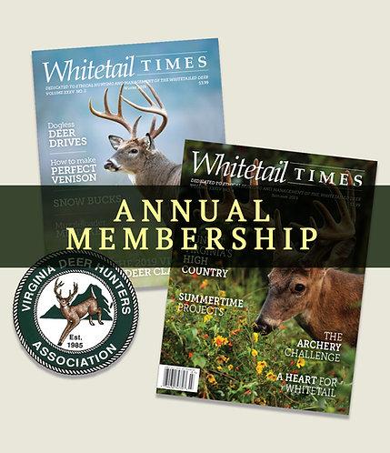 VDHA Annual Membership