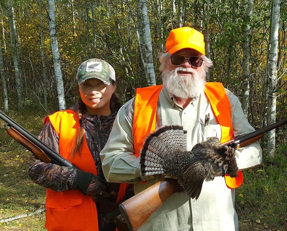 Lake of the Woods Minnesota Hunting