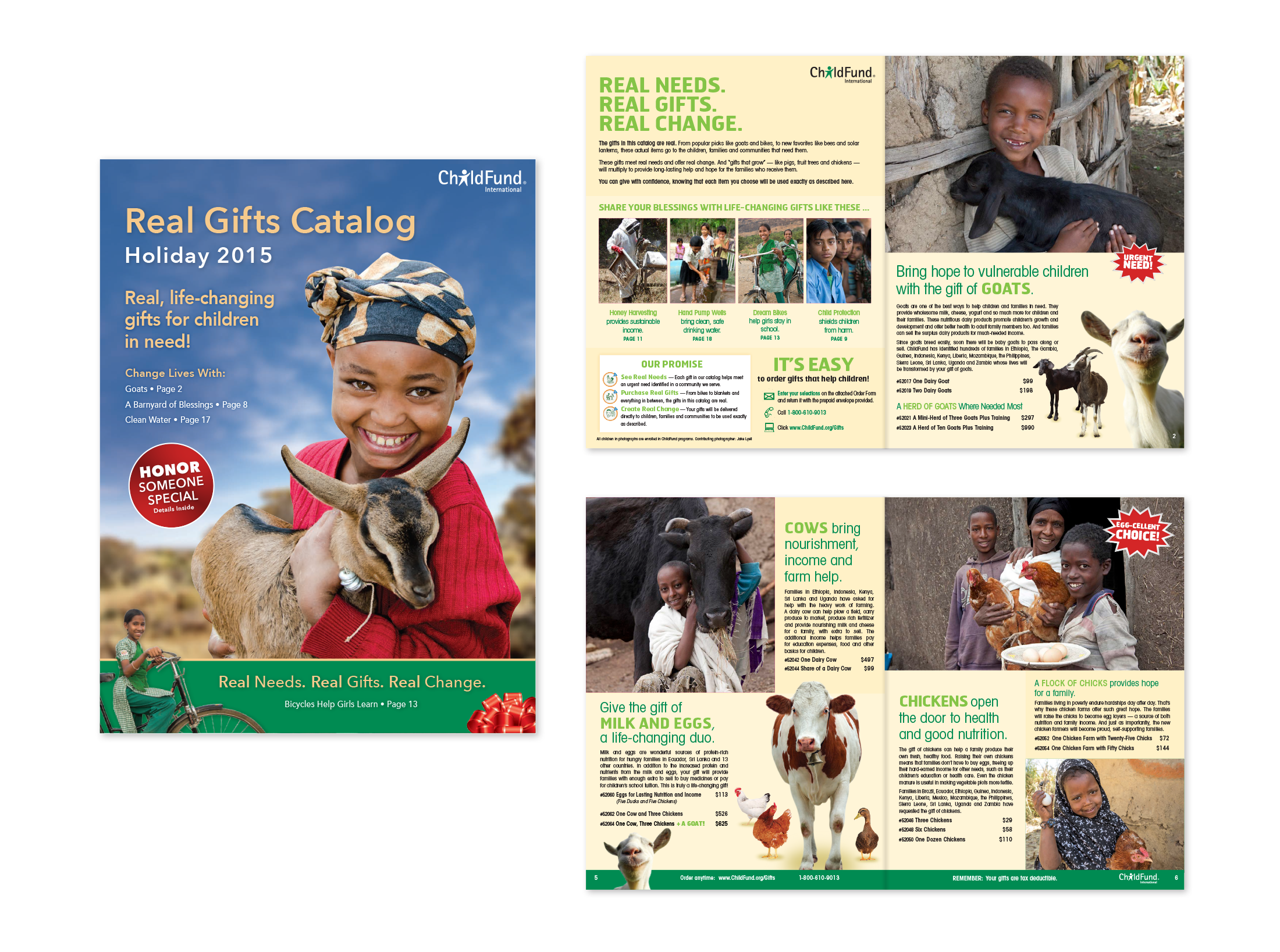 ChildFund - Holiday Catalog