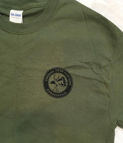 VDHA Short Sleeve Shirt - Green