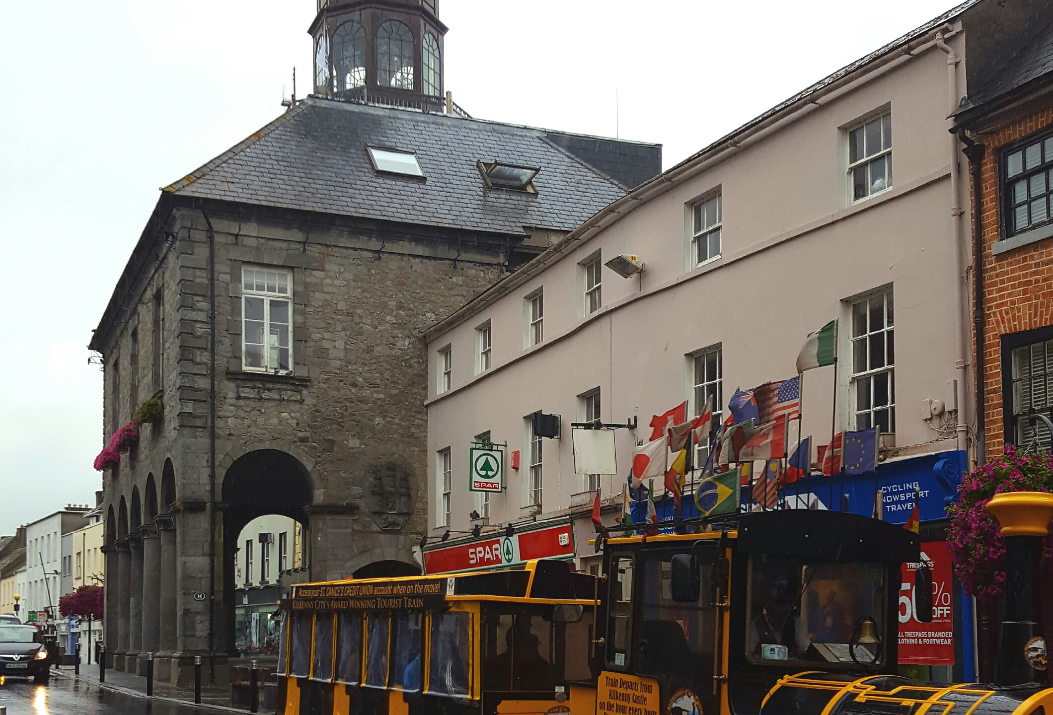 Getting around Kilkenny