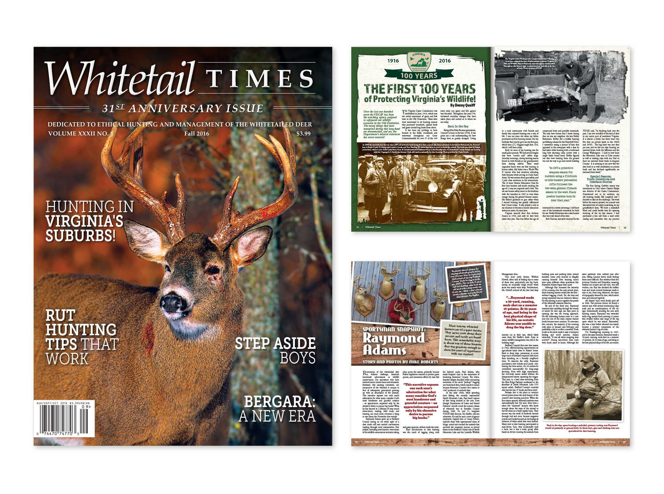 Whitetail Times Magazine