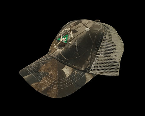 VDHA Camo Hat With Mesh Back