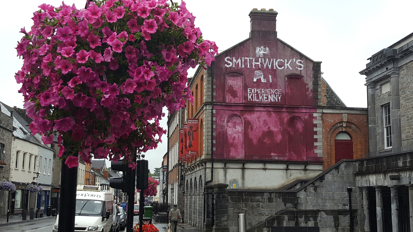 Birthplace of Smithwick's Beer