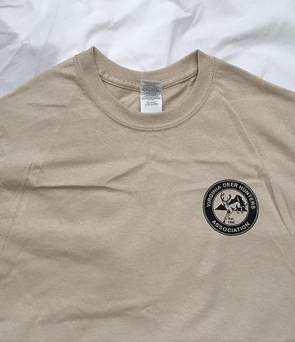 VDHA Short Sleeve Shirt - Sand