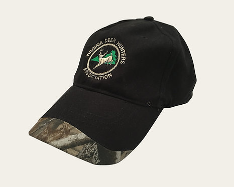 VDHA Black/Camo Hat