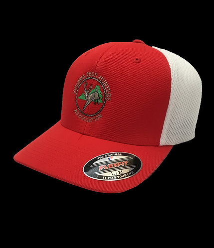 VDHA Fitted Hat - Red