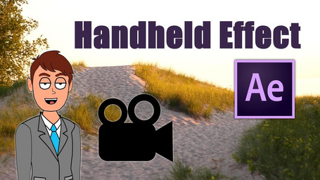 How To Fake A Handheld Camera Shake in After Effects!
