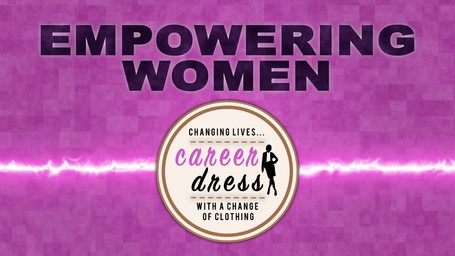 Career Dress: Changing Lives with a Change of Clothing!