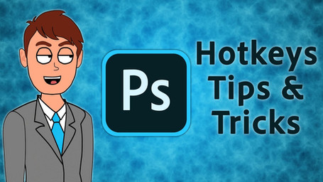 Photoshop Hotkeys, Tips, and Tricks for Beginners!