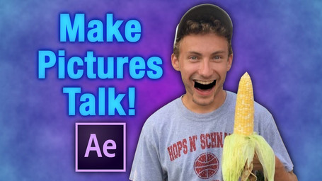 How to Make Pictures Talk in Adobe After Effects!