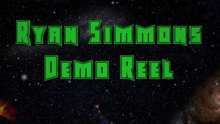 Ryan Simmons Demo Reel