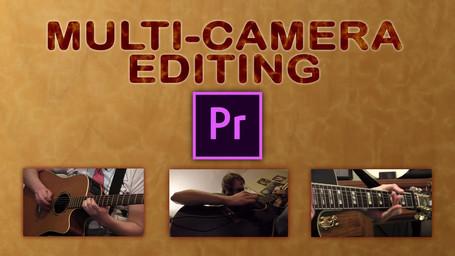 Multi-Camera Editing in Adobe Premiere Tutorial!