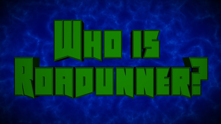 Who is Roadrunner? Subscribe to Join Me on My Journey!