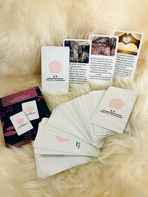Impulskarten - Jede Veränderung entsteht in dir