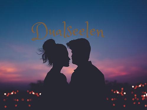 Dualseelen/Seelenpartner Begleitung - intensiv  4 Wochen