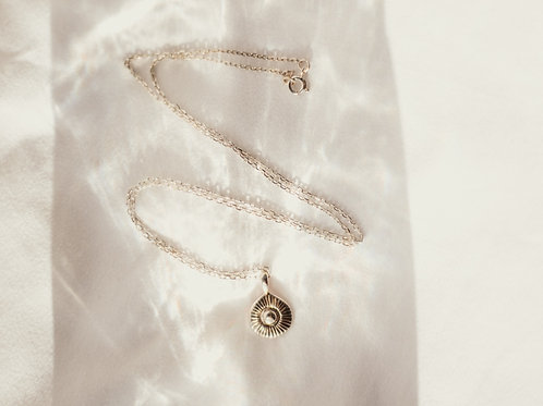 EARTH Necklace 925 silver