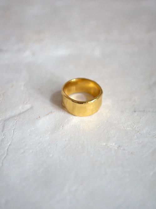 IDA Ring 18k gold vermeil
